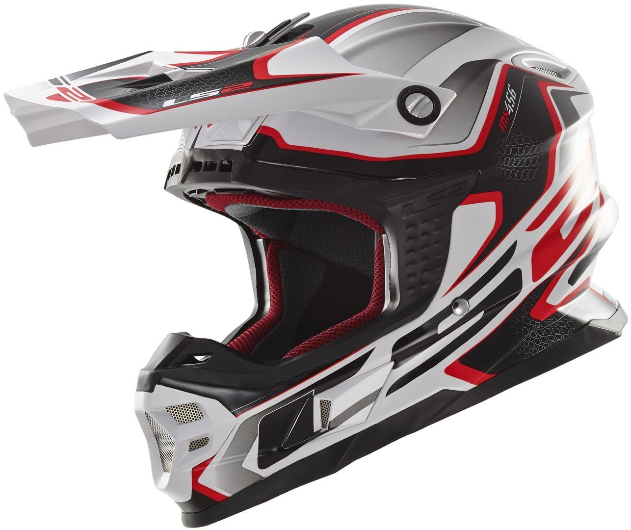 Ls2 MX456 Compass Cross Motosiklet Kaskı
