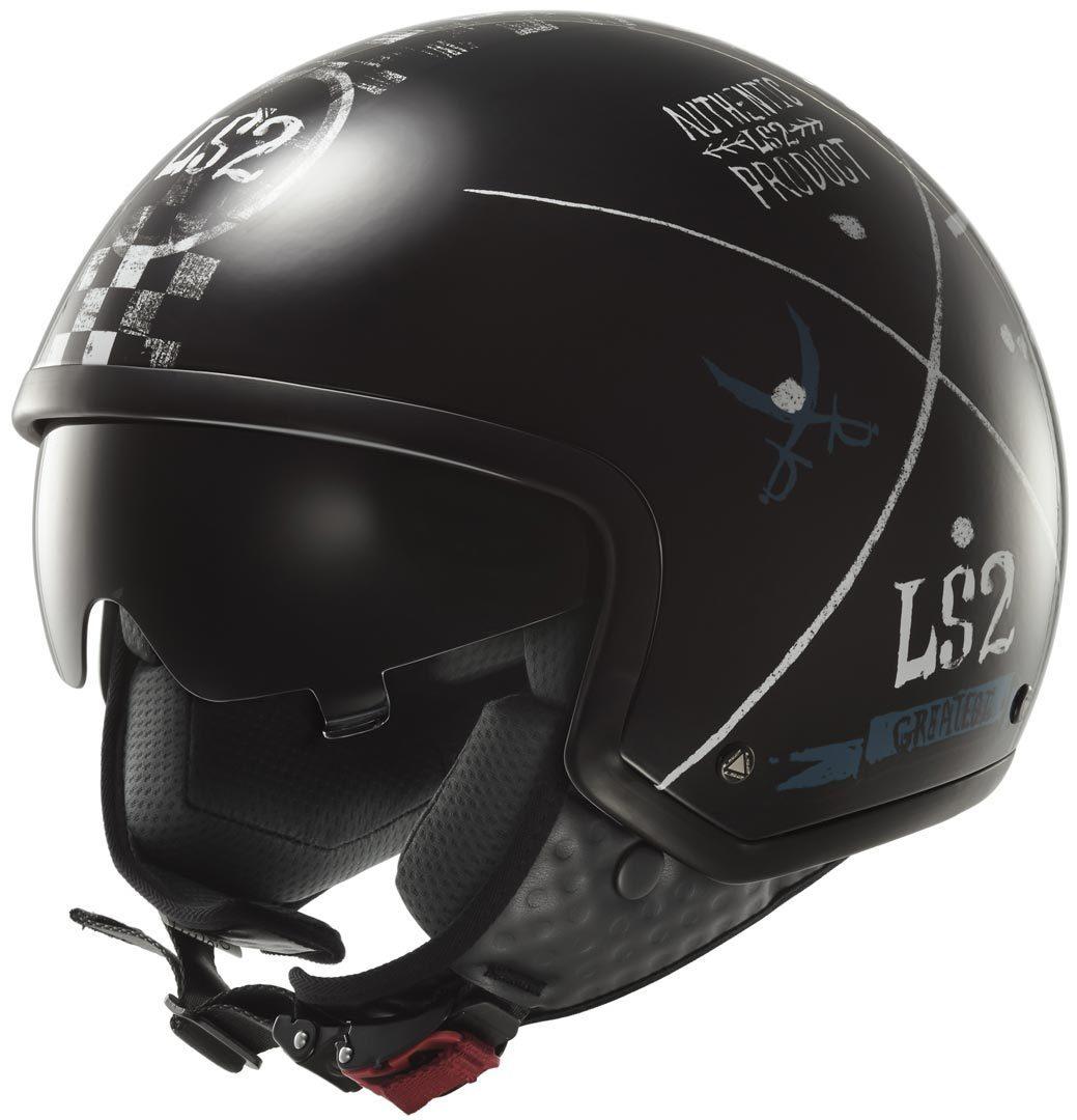 Ls2 OF561 Greatest Açık Motosiklet Kaskı