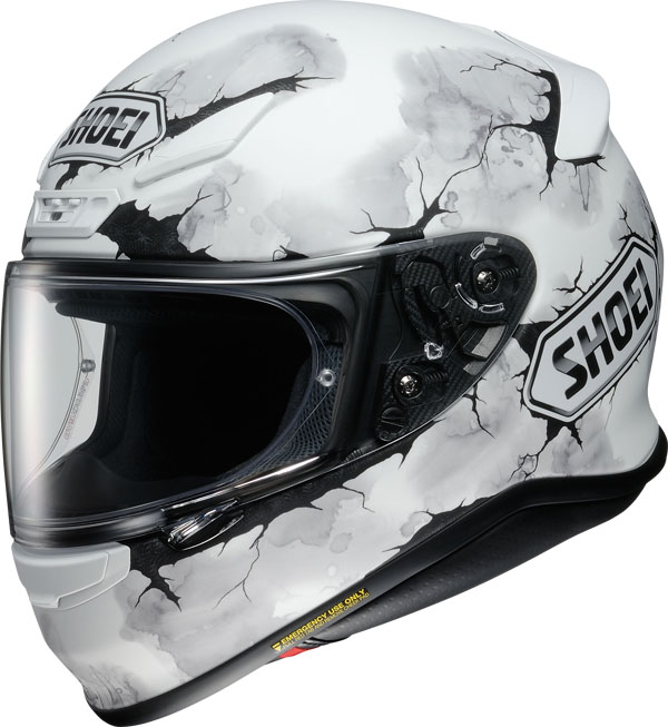 Shoei Nxr Ruts Full Face Motosiklet Kaskı