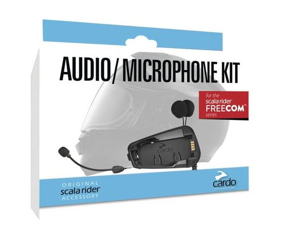 Cardo Spak0034 (Freecom) Audio ve Mikrafon Set
