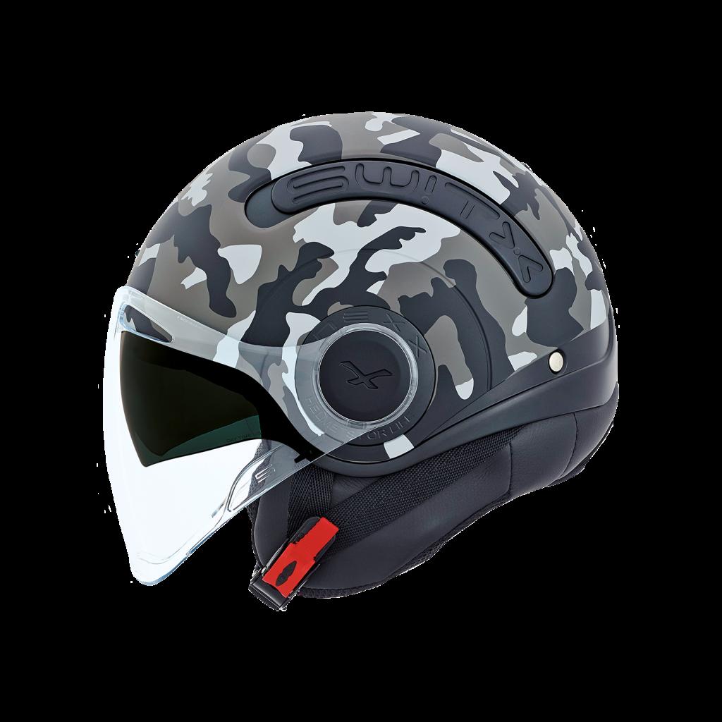 Nexx SX.10 Camo Açık Motosiklet Kaskı