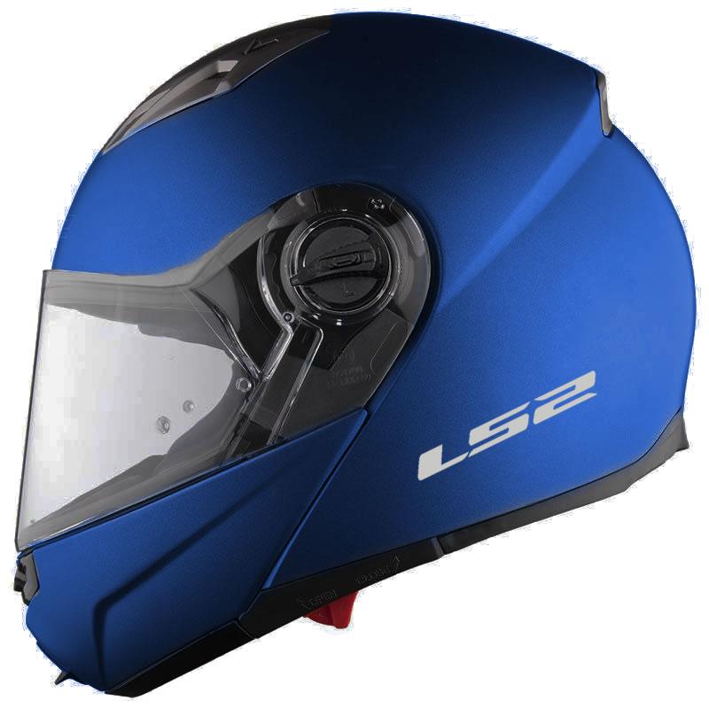 Ls2 Guroni Çene Açılır Motosiklet Kaskı