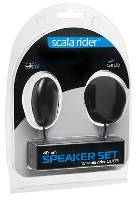 Cardo Spaij0002 Kulaklık (40mm Geniş Kulaklık Universal/ Evrensel)