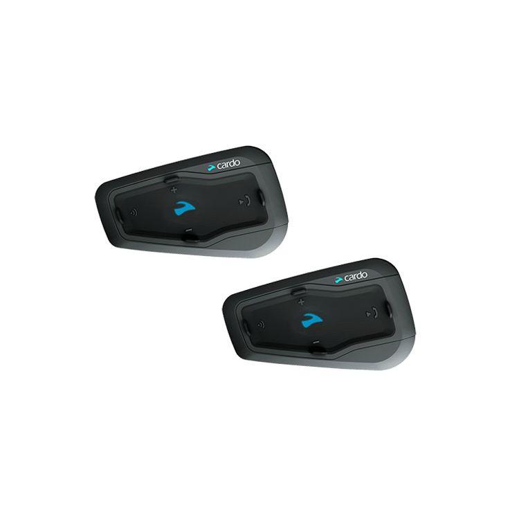 Cardo Freecom 2 + Duo Bluetooth ve İntercom (İkili Paket)