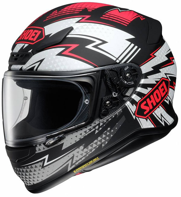 Shoei Vxr Variable Full Face Motosiklet Kaskı