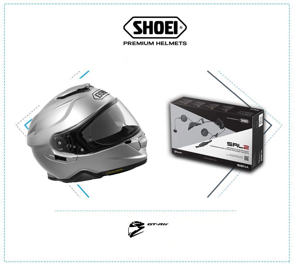 Sena SRL 2 Bluetooth Ve Intercom ( GT-AIR 2 - J-Cruıse - Neotec 2 )