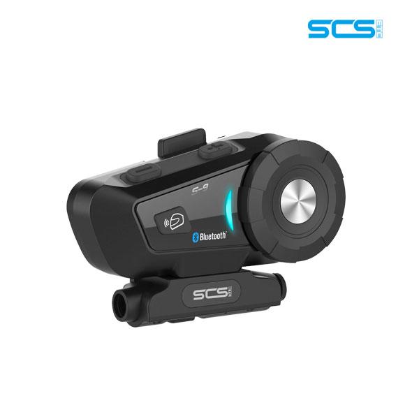Scs S9 Bluetooth ve Interkom