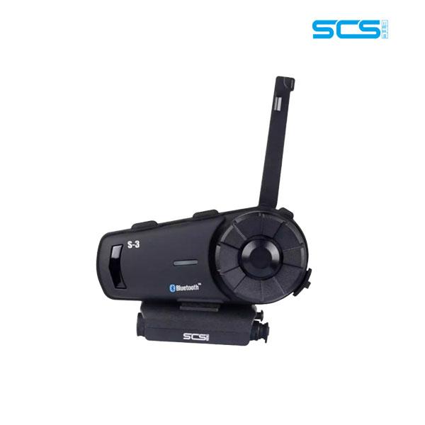 Scs S3 Bluetooth ve Interkom