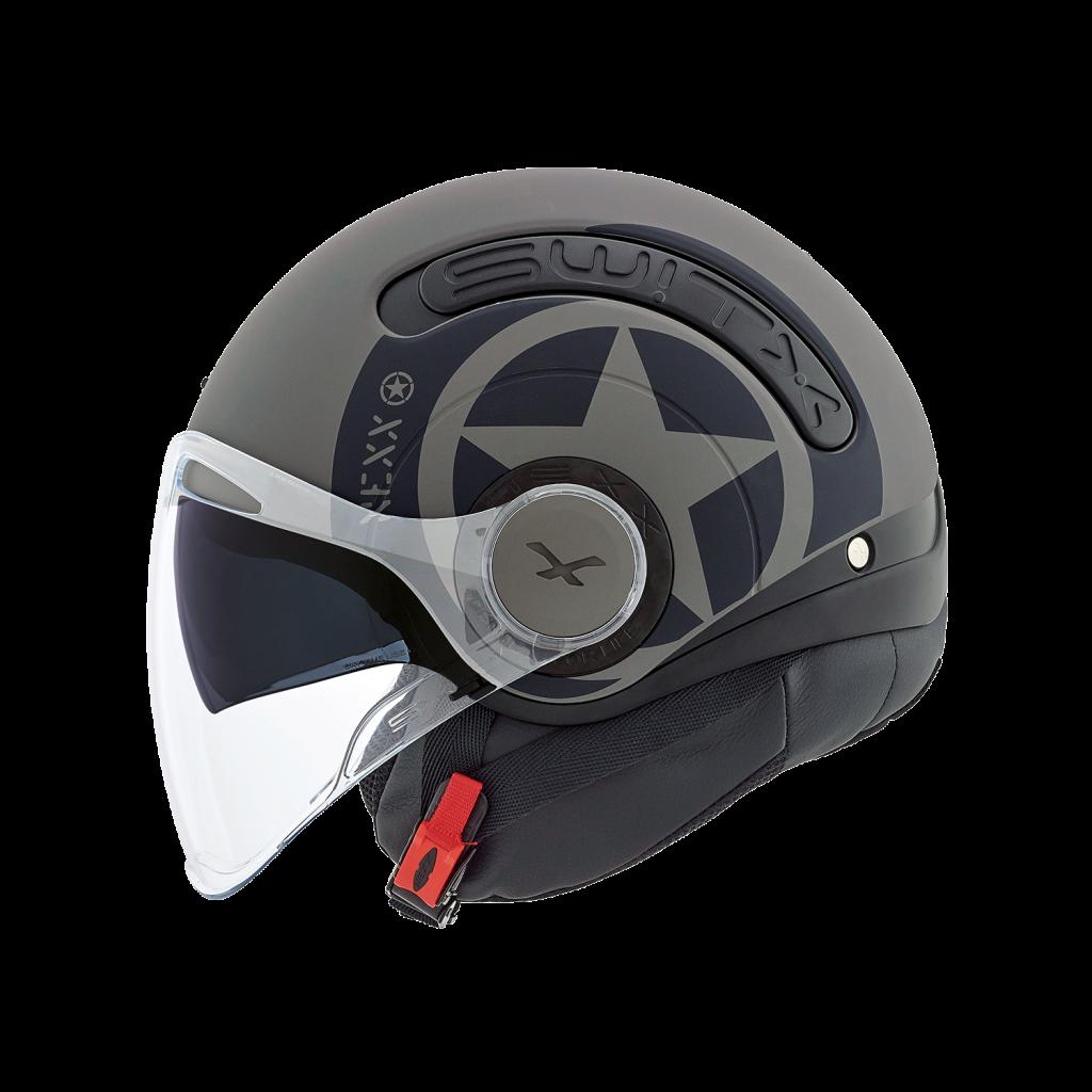 Nexx SX.10 Hero Açık Motosiklet Kaskı