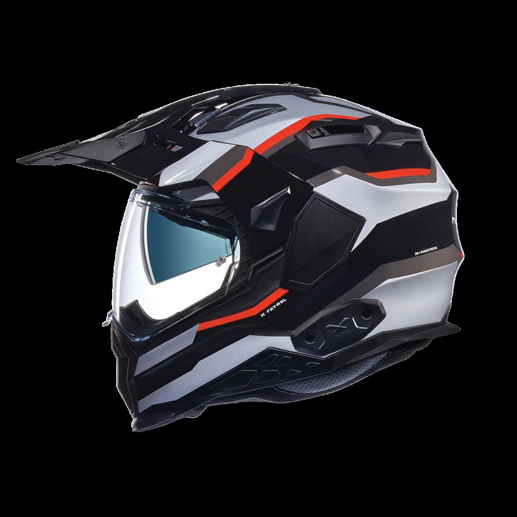 Nexx X.WED 2 X-Patrol Full Face Motosiklet Kaskı