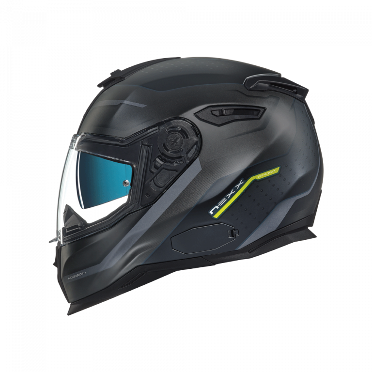 Nexx SX.100 Mantik Full Face Motosiklet Kaskı