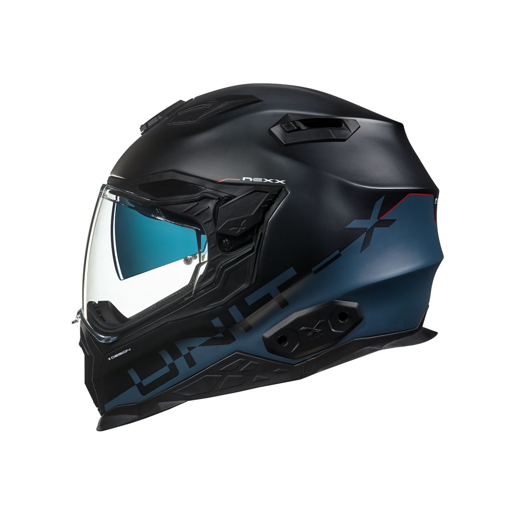 Nexx X.WST 2 Unit-X Full Face Motosiklet Kaskı