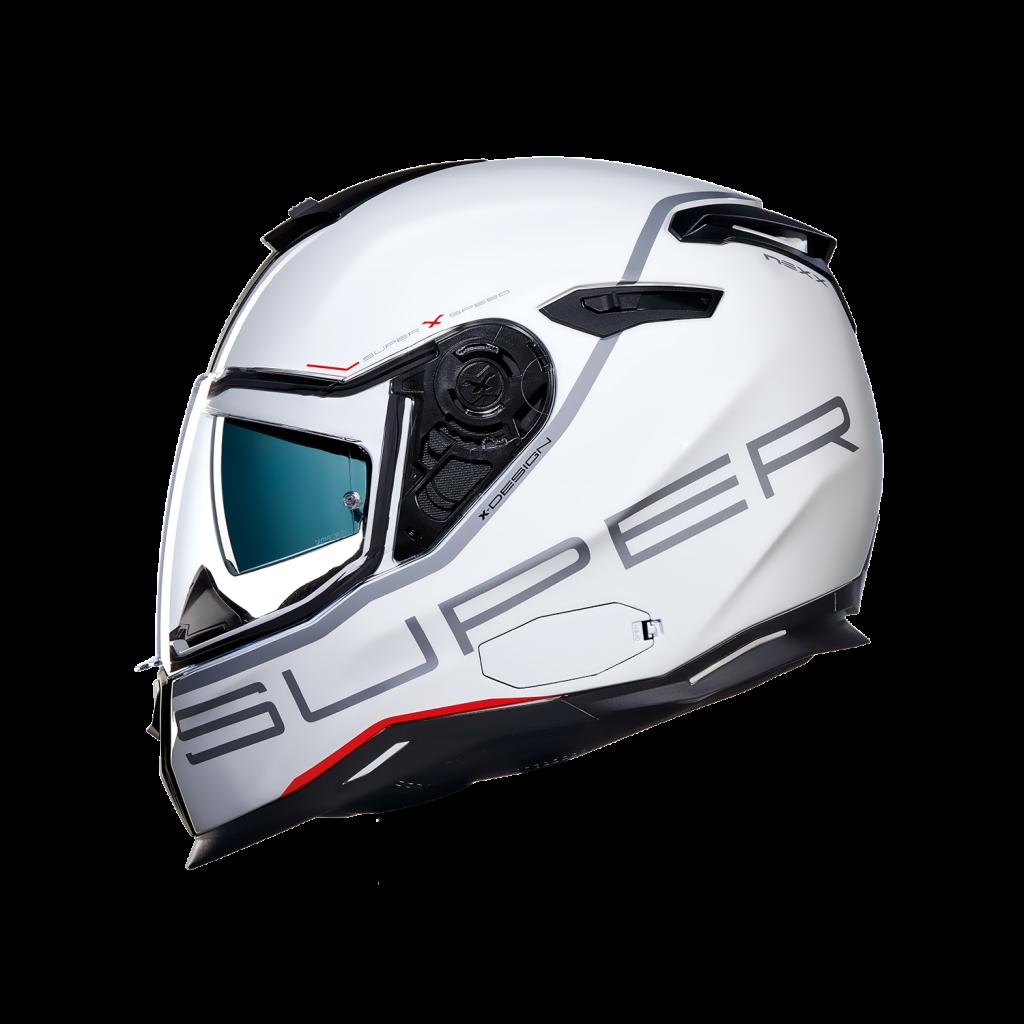 Nexx SX.100 Superspeed Full Face Motosiklet  Kaskı