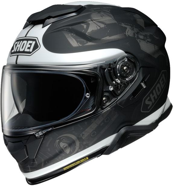 Shoei GT-Air 2 Reminisce Full Face Motosiklet Kaskı