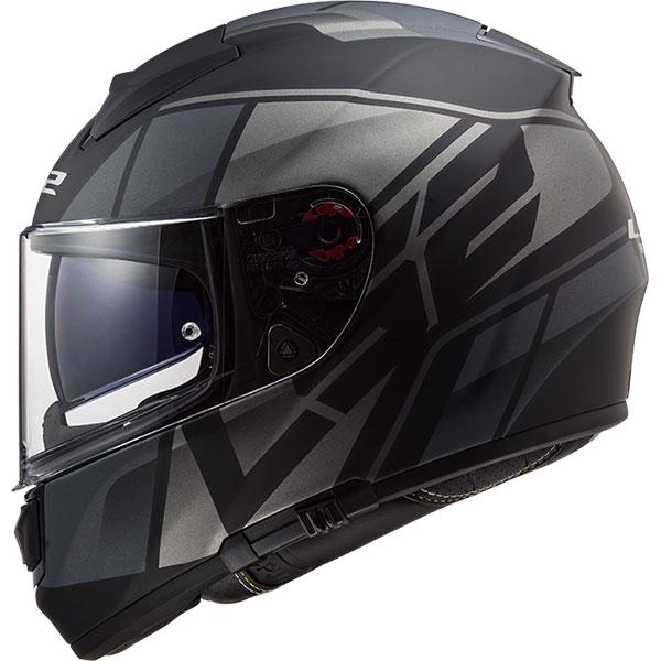 Ls2 Vector Kripton Full Face Motosiklet Kaskı