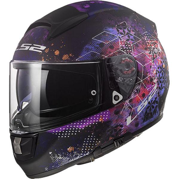 Ls2 Vector Cosmos Mat Full Face Motosiklet Kaskı