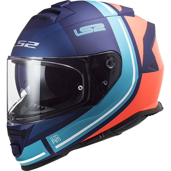 Ls2 Storm Slant Mat Full Face Motosiklet Kaskı