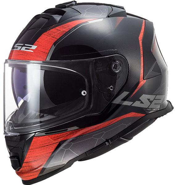 Ls2 Storm Classy Antique Full Face Motosiklet Kaskı