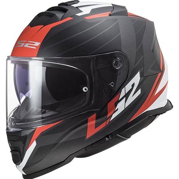 Ls2 Storm Nerve Mat Full Face Motosiklet Kaskı