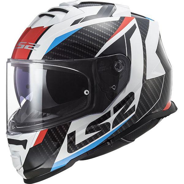 Ls2 Storm Racer Full Face Motosiklet Kaskı