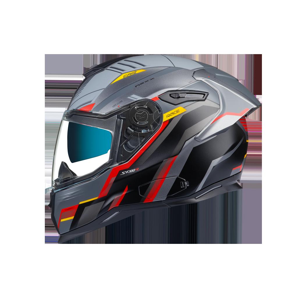 Nexx SX.100R Gridline Full Face Motosiklet Kaskı