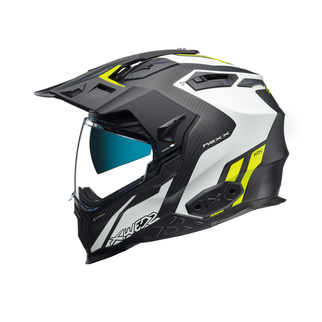 NEXX X.Wed 2 Vaal Mat Full Face Motosiklet Kaskı