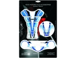 VEXO VXFH-002 HONDA DEPO-DEPO KAPAK-GIDON PAD (3 LÜ SET)