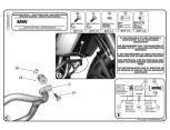 GIVI TN690 BMW F650GS - F800GS (08-15) - F700GS (13-15) KORUMA DEMIRI
