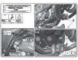 GIVI TN2130 YAMAHA MT-07 TRACER (16-17) - MT07 (18-19) KORUMA DEMIRI