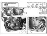 GIVI TN392 SUZUKI GSF 600 BANDIT - S (96-04) - GSX 750 (98-02) KORUMA DEMIRI