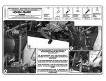 KAPPA KN460 HONDA CBF 1000 - CBF 1000ST (10-14) KORUMA DEMIRI