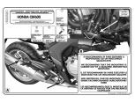 GIVI TN456 HONDA CBF 600S - 600N (08-12) KORUMA DEMIRI