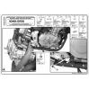 KAPPA KN450 HONDA CBF 500 (04-12) KORUMA DEMIRI