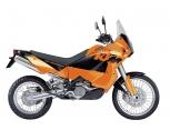 GIVI PL650 KTM ADVENTURE 950 - 990 (03-14) YAN ÇANTA TASIYICI