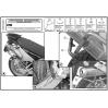 KAPPA KL650 KTM ADVENTURE 950-990 (03-14) YAN ÇANTA TASIYICI