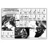 KAPPA KLX360 YAMAHA FZ6 S2 - FZ6 600 FAZER S2 (07-11) YAN ÇANTA TASIYICI