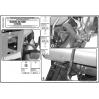 KAPPA KLX528 SUZUKI DL 1000 V-STROM (02-11) KAWASAKI KLV 1000 (04-10) YAN ÇANTA TAŞIYICI