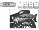 GIVI TE3100 SUZUKI GSR 750 (11-16) YAN KUMAS ÇANTA TASIYICI