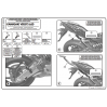 KAPPA KLXR450 KAWASAKI VERSYS 650 (10-14) YAN ÇANTA TASIYICI