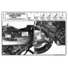 KAPPA KL203 HONDA XL 700 TRANSALP (08-13) YAN ÇANTA TASIYICI