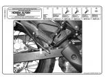 GIVI T221 HONDA XL 700V TRANSALP (08-13) YAN KUMAS ÇANTA TASIYICI