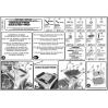 KAPPA K528 SUZUKI DL 650-1000 V-STROM (02-11) - KAWASAKI KLV 1000 (04-10) ARKA ÇANTA TASIYICI
