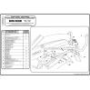 KAPPA K6350 BMW R 850 R - R 1100 R (95-02) ARKA ÇANTA TASIYICI