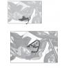 KAPPA KN1111 HONDA NC 700 X-S NC 750 X-S - NC 750 X-S DCT (12-17) KORUMA DEMIRI