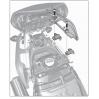 KAPPA KZ1111 HONDA NC 700 X-S - NC 750 X-S - NC 750 X-S DCT (12-15) ARKA ÇANTA TASIYICI