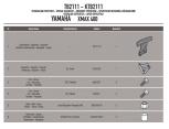 GIVI TB2111 YAMAHA X-MAX 125-250-400 (13-16) SISSYBAR