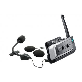 SCALA RIDER G9X BLUETOOTH VE INTERCOM (TEKLI PAKET)