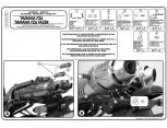 GIVI 3110KIT SUZUKI GSX S1000F - GSX S1000 (15-16) YAN ÇANTA TASIYICI BAGLANTI KITI