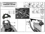 GIVI 451FZ KAWASAKI VERSYS 650 (10-14) ARKA ÇANTA TASIYICI