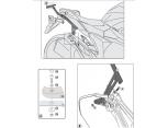 GIVI 4100FZ KAWASAKI Z 1000 SX (11-16) ARKA ÇANTA TASIYICI